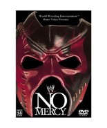 WWE No Mercy 2002 Pre-viewed DVD WWE Austin Jericho Rock oop out of print - $7.95