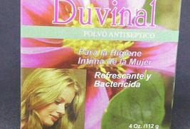 Duvinal Antiseptic Powder / Polvo Antiseptico 4oz  NEW SHIPS FROM THE USA - $29.99