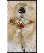 OOAK Lady Luck Voodoo Altar Doll - $59.99