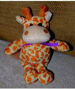 "Adorable Giraffe Plush Toy Stuffed Animal 10"" tall - $5.00"