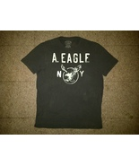 American A Eagle Outfitters Brown Athletic Fit Short Sleeve Shirt Extra ... - $24.99
