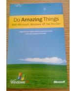 Microsoft Windows XP Update Disc. Do Amazing Things with Windows XP, Yes... - $3.95