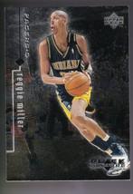 Reggie Miller 1998-99 Upper Deck Black Diamond #42 Indiana Pacers - $1.98