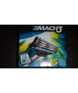 15 Gillette Mach3 cartridges - $33.99
