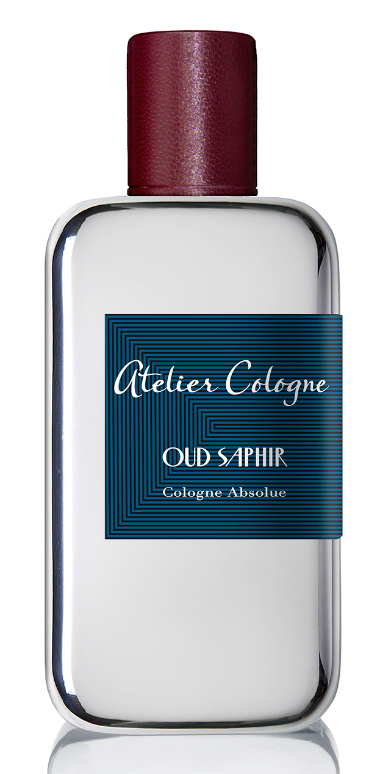 OUD SAPHIR by ATELIER 5ml Travel Spray Cologne Absolue AOUD BERGAMOTE PEPPER