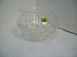 """Waterford Nocturne 5"""" Bowl Lead Crystal Marked, Serving Bowl G2 - $29.58"""