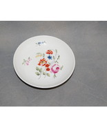 MMA Reproduction Limoges German Circa 1770 Porcelain Small Plate Flowers - $20.00