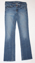 American Eagle Outfitters Denim Jeans Slim Boot Cut Leg Stretch Women's ... - $8.41