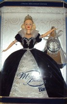 Barbie Navy Velvet Dress Collector Edition - $24.95