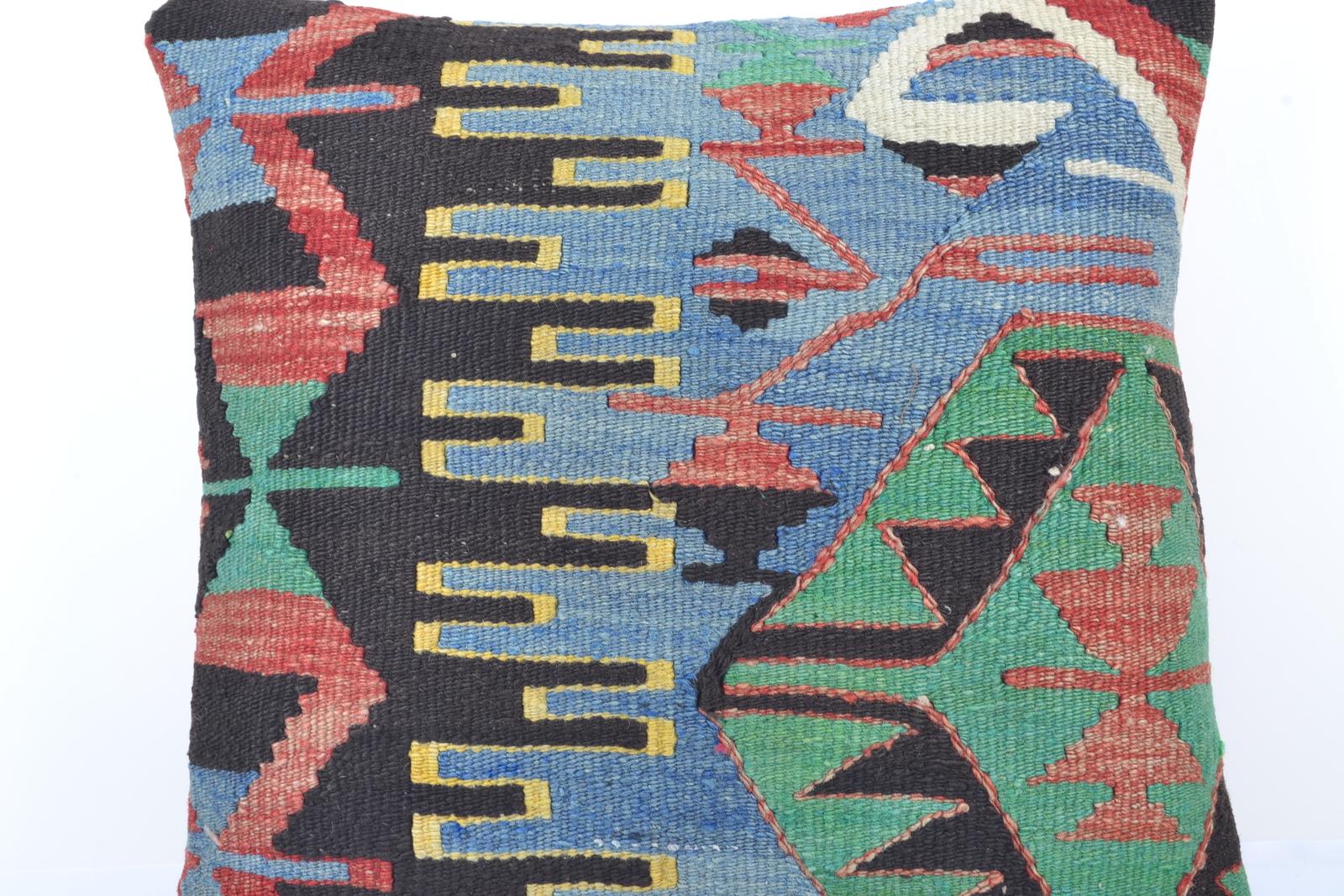 Geometric Cushion Knitting Pattern : geometric pillow,colorful knitting pillow,couch pillows,knitting patterns pil...