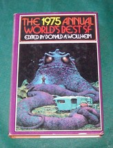 The 1975 Annual World's Best SF  Edited by Donald A. Wollheim HBDJ - $5.00