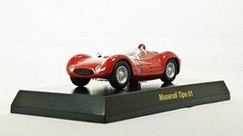 Original Kyosho 1/64 MASERATI MiniCar Collection (japan import) Tipo 61 Normal - $59.99