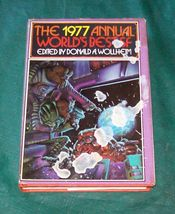 The 1977 Annual World's Best SF  Edited by Donald A. Wollheim HBDJ - $5.00