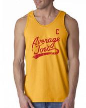 079 Average Joes Tank Top costume dodgeball funny uniform movie vintage new - $16.00+