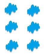 Clouds05-Download-ClipArt-ArtClip-Digital Tags-... - $3.85