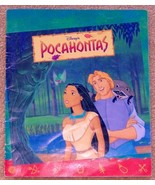 Pocahontas Walt Disney Softcover Book 1995 - $2.99