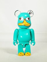 Medicom Toy Be@rbrick BEARBRICK 100% Series 26 Animal Disney Perry Phine... - $16.19