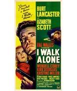 I Walk Alone 1948 DVD Burt Lancaster Lizabeth S... - $9.00