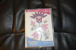 Anita Goodesign- Fantasy Floral - $18.68