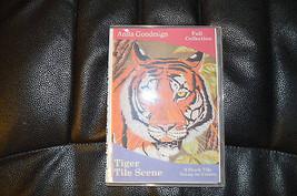 Anita Goodesign - Tiger Tile Scene 20 tiles  - $35.53