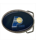 Indiana Pacers Belt Buckle - NBA Basketball - $9.65