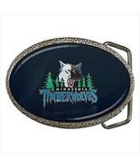 Minnesota Timberwolves Belt Buckle - NBA Basketball - $9.65