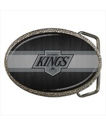 La Kings Belt Buckle - NHL Hockey - $9.64