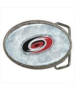 Hurricanes Belt Buckle - NHL Hockey - $9.65