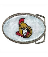 Ottawa Senators Belt Buckle - NHL Hockey - $9.65