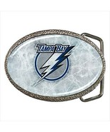 Tampa Bay Lightning Belt Buckle - NHL Hockey - $9.65