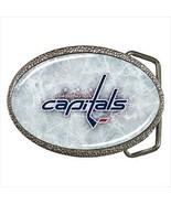 Washngton Capitals Belt Buckle - NHL Hockey - $9.65