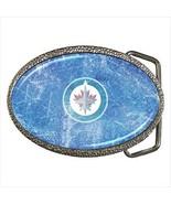 Winnipeg Jets Belt Buckle - NHL Hockey - $9.65