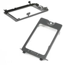 Frigidaire Microwave OEM Light Lens Cover Gray Holder Bracket 5304408973 - $4.50