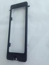 Amana Microwave Cooktop OEM Light Lens Cover Black Metal Holder Bracket R0713727 - $2.95