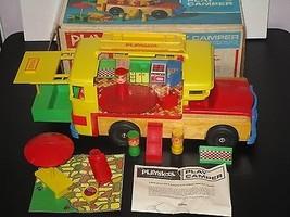 Vintage Playskool 1973 Play Camper #482 **COMPLETE** - $188.09