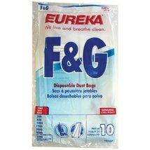 Eureka F&G Genuine vacuum bags model 54924b,10 bags [Kitchen] - $12.73