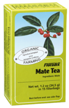 Maté Herbal Teabags 15 filterbags (2.3g) - $3.23