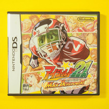 Eyeshield 21 Max Devil Power (Nintendo DS, 2006) Japan Import - $11.94
