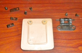 Kenmore 158.353 Top Arm PINK Cam Cover #2113 w/Hinges & Spring  - $10.00