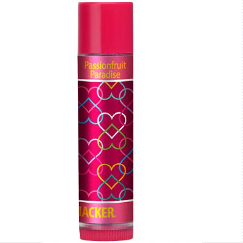 Lip Smacker PASSIONFRUIT PARADISE Lip Balm Gloss Stick Hearts Valentines Day - $3.50