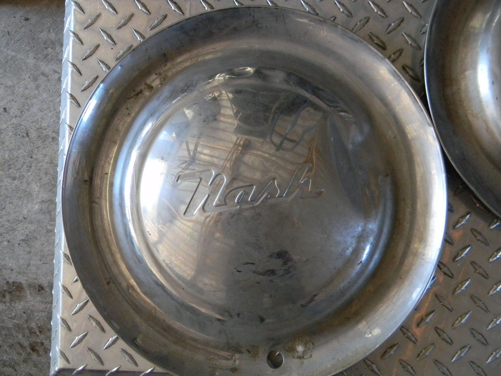 1952 1955 Nash Wheel Cover Hub Cap 15 Set And 50 Similar Items
