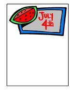 4th of July 4d-Download-ClipArt-ArtClip-Digital... - $4.00