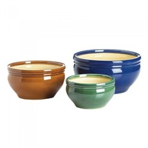Vibrant Color Planter Trio - $44.85