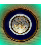 "Vintage 24k Gold Edged The Art of Chokin Collector Plate (Japan) 6"" - $27.00"