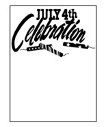 4th of July 17q-Download-ClipArt-ArtClip-Digita... - $3.00