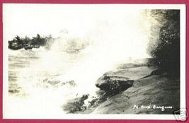 Pt Aux Barques MI RPPC AZO Michigan Postcard BJs - $12.50