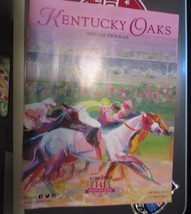 2015  Kentucky Oaks Program    LOVELY MARIA  winner - $6.00