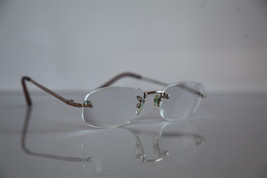 Eyewear, Gold Frame,  RX-Able Prescription lenses - $13.37