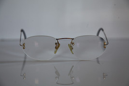 RODENSTOCK Eyewear, Gold, Brown Frame,  RX-Able Prescription lens. Germany - $33.66
