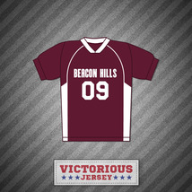 Liam Dunbar 09 Beacon Hills Cyclones Lacrosse Jersey - $54.99